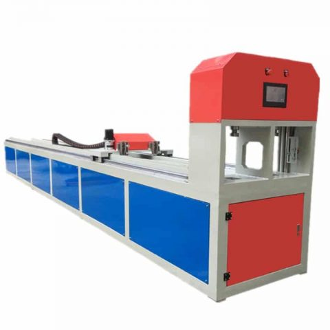Aluminum Profiles Automatic Punching Machine