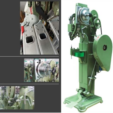 Multi-purpose Ladder Hinge Automatic Riveting Machine