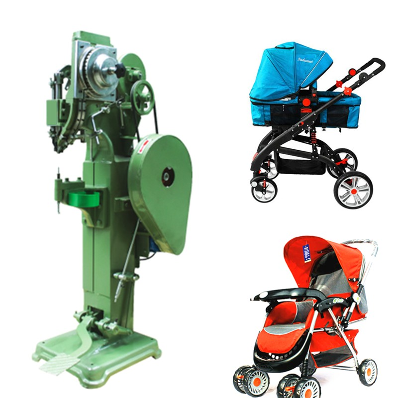 baby stroller automatic riveting machine rivetmach machinery. Black Bedroom Furniture Sets. Home Design Ideas
