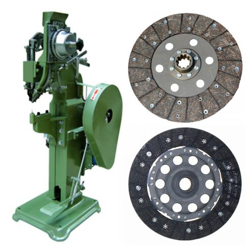 Clutch Plate Automatic Feeding Riveting Machine