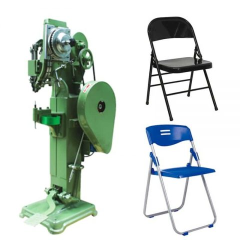 Folding Chair Automatic Feeding Rivet Machine