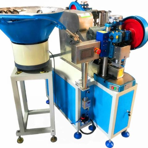 Fully Automatic Curtain Eyelet Setting Machine