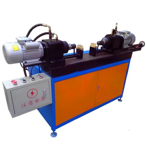 Ladder Flaring Machine Rung Riveting Machine