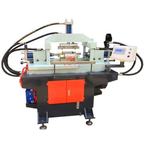 Ladder Squeezing Hydraulic Extruding Machine