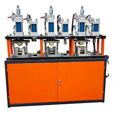 Multi-heads Aluminum Profile Punching Machine