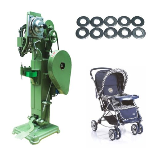Pushchairs Baby prams automatic riveting machine