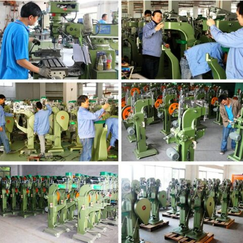 Riveting machine manufacturer