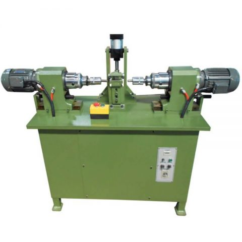 Double Heads Orbital Riveting Machine