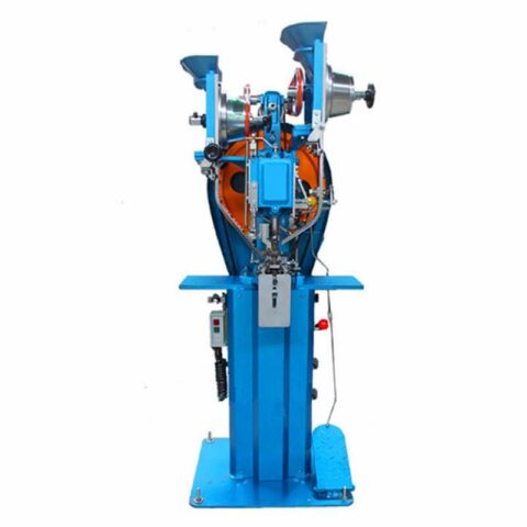 Jeans Button Snap Automatic Fastener Machine