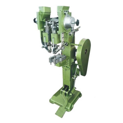 Twin Feeder Riveting Machines