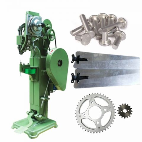 Fan Blades Solid Rivets Automatic Riveting Machine