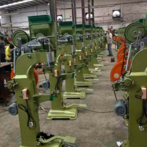 RMI is leading Riveting Machine Manufacturer in China