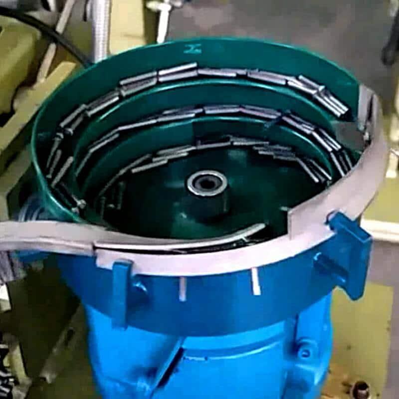 Vibratory Bowl Feeder Automatic Feed Rivet