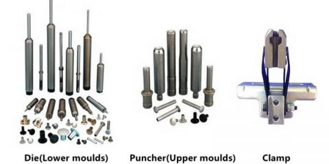Automatic Riveting Machines Spare Parts