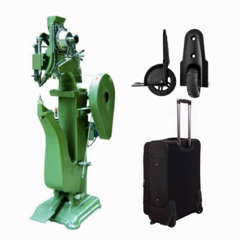 Luggage Suitcases Automatic Riveting Machine