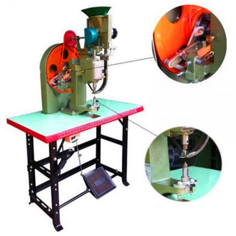 Desktop Automatic Feeding Riveting Machine