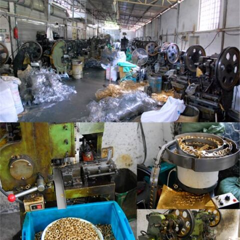 Eyelets Factory in China